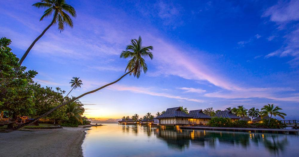 Dominican Republic - Evening Caribbean atmosphere