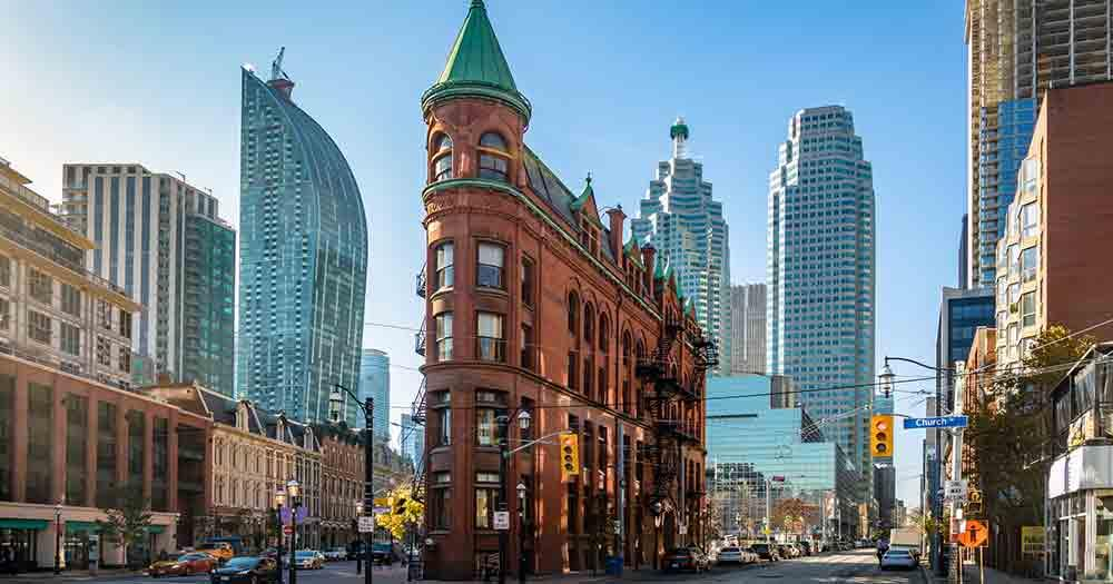 Toronto - Flatiron Building