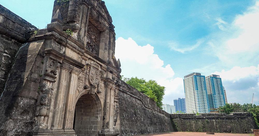 Manila - Intramuros of Manila
