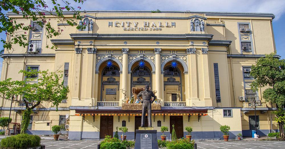 Manila - The city hall of Manila
