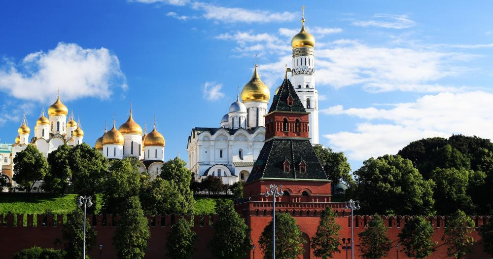 Moscow - Cathedral Christ the Savior
