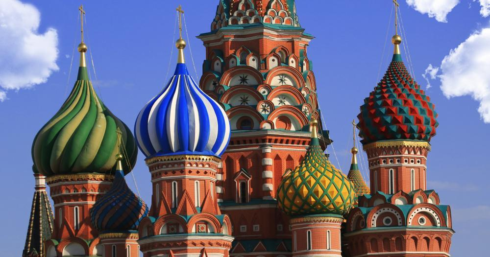 Moscow - St. Basil's Cathedral