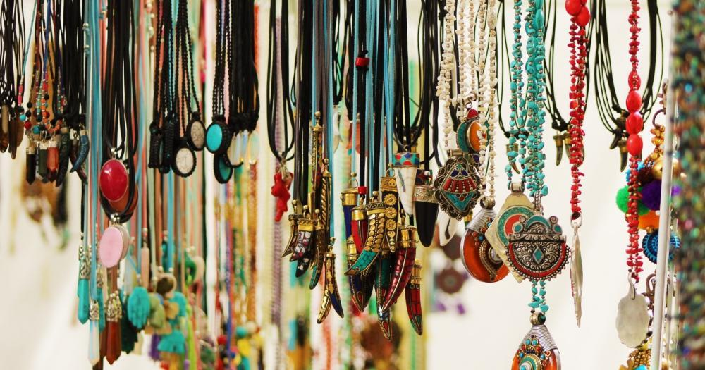Punta Arabi - Hippie market - Necklace